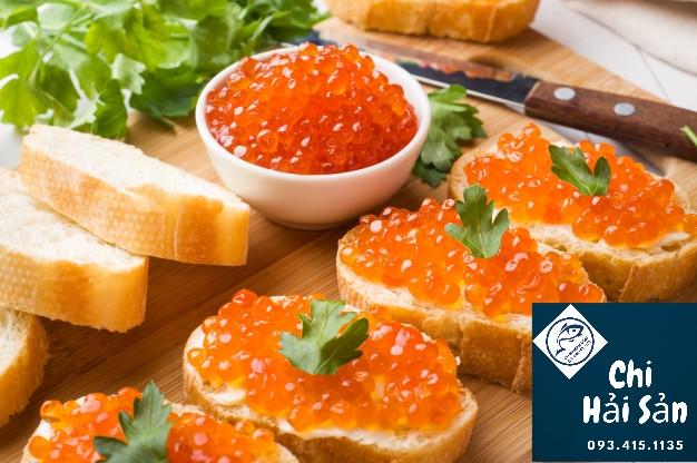 Bánh mì kẹp trung ca hoi