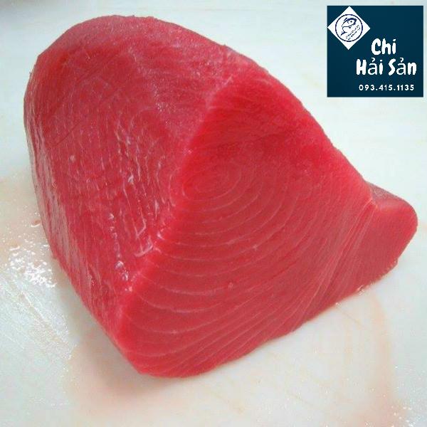 Nguyên liệu làm chà bông cá ngừ