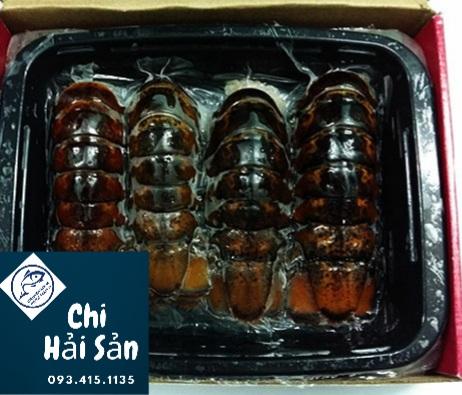 Đuôi tôm hùm mỹ bán tại Chihaisan