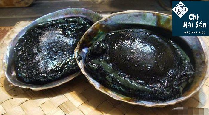 Bào ngư đen có giá trị dinh dưỡng rất cao