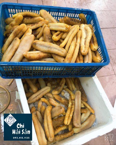 Hải sâm ngận vàng bán tại Chihaisan