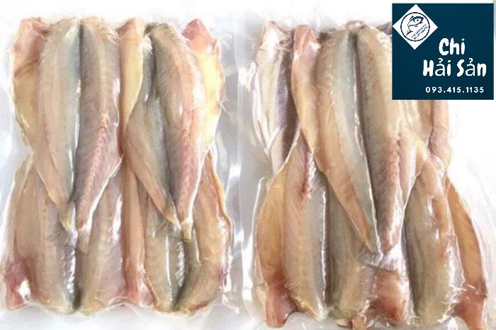 Khô cá đù 1 nắng bán tại Chihaisan