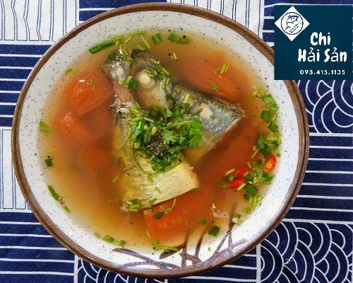 Cá trác nấu ngót