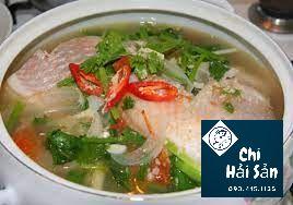 Cá Róc nấu ngót: