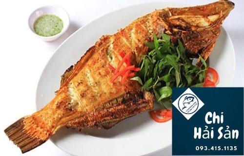 Cá nướng thơm ngon- cá bò da khô