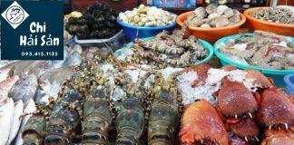 Các mặt hàng hải sản