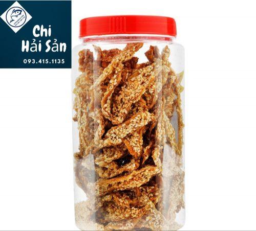 Cá mai tẩm mè tại Chihaisan