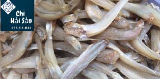 Khô cá bong