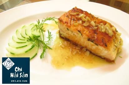 Thịt cá mềm , giàu dinh dưỡng