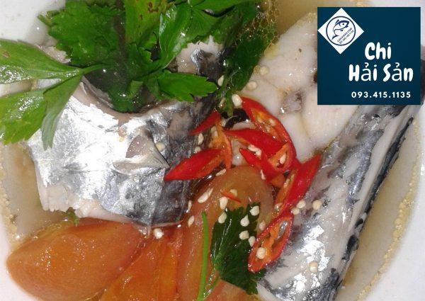 cá nấu canh ngót