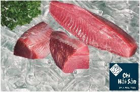 Phi lê cá ngừ xông CO